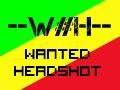 --W#H-- Wanted Headshot